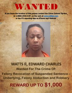 watts wanted