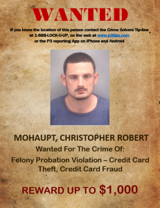 Mohaupt, Christopher